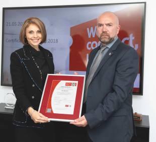 Bureau Veritas emite primul certificat din România pentru Managementul Satisfacției Clientului