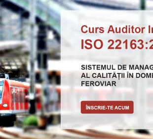Auditor Intern ISO/TS 22163