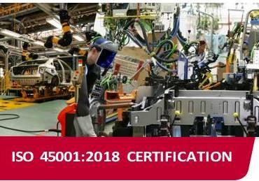 Auditor intern  privind sănătatea și securitatea în muncă ISO 45001:2018